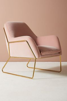 - Kensington Chair Rose Pink - Furniture Chairs - Mercer ...
