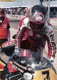 1979 barry sheene britishGP