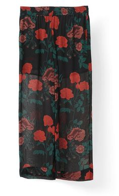 Newman Georgette Pants