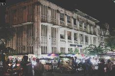 Abandoned Building in Kota Tua, Jakarta