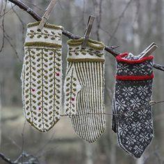 Mitten Gloves, Mittens, Crochet Crafts, Knit Crochet, Knitting Patterns, Knitting Ideas, Fair Isles, Old Women, Ballet Flats