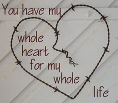 whole heart for whole life