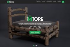 microStore - OnePage ecommerce Theme by Angelo Studio on If you have or more products for sale microStore is perfect template for you! MicroStore is a simple modern One page responsive theme. Themes Themes, Cool Themes, News Slider, Css Style, Website Themes, Page Design, Ui Design, Premium Wordpress Themes, Business Card Logo