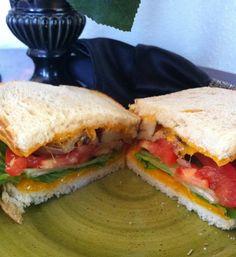 How to Make an Eggplant Sandwich by Aunia Kahn