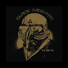 Camiseta Los Vengadores (The Avengers). Tony Stark Black Sabbath