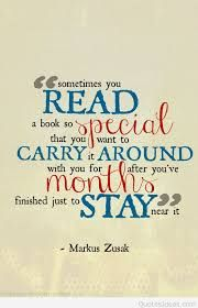 Read more books!  Love reading!