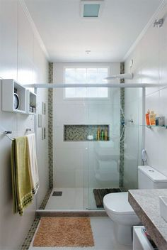 Ideas For Bathroom Shower Remodel Toilets Bathroom Design Small, Bathroom Layout, Bathroom Interior Design, Modern Bathroom, Bathroom Tile Designs, Bathroom Ideas, Bad Inspiration, Bathroom Inspiration, Ideas Baños