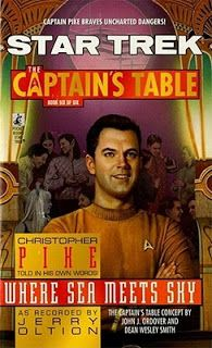 The Captain's Table series of novels lets us take a peak at another Captain Pike adventure