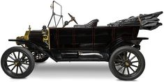 FORD MODEL T TOURING CAR 1913