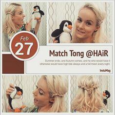 Thk u Match Tong @HAiR for my lovely look for yesterday at「黃大仙動起來」青年先鋒計劃嘉許禮暨成果分享日!