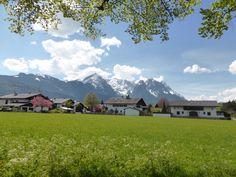 Garmisch-Partenkirchen im Frühling