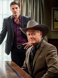 JR & John Ross will miss JR but in love with John Ross yepee Dallas Tnt, Dallas Tv Show, Dallas Texas, Dallas Series, Brenda Strong, Josh Henderson, Patrick Duffy, Larry Hagman, Ian Somerhalder Vampire Diaries