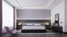 wall texture bedroom design