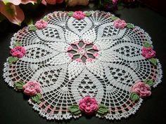 FREE DIAGRAMS ~ C ~ Crochet: Doilies