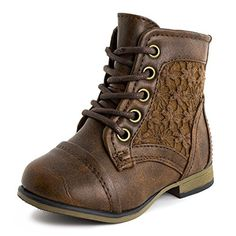 Toddler Girl's Cherokee® Davianna Fashion Boots - Brown | Wishing ...