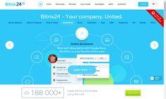 Bitrix24: La plataforma de colaboración que no te puedes perder