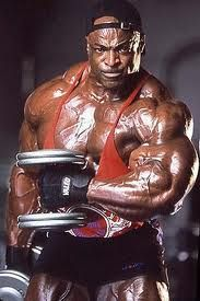 Ronnie Coleman - Mr Olympia champion