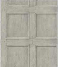 Andrew Martin Engineer Collection Wallpaper REGENT RE04 Grey 1 Roll