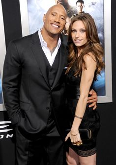 Pin for Later: Simply Put, We Love Dwayne Johnson, and Here Are All the Reasons He has a great relationship with girlfriend Lauren Hashian. Get a rare glimpse of their love story here! Dwayne Johnson Lauren Hashian, Dwayne Johnson Family, The Rock Dwayne Johnson, Rock Johnson, Dwayne The Rock, Celebrity Couples, Celebrity Gossip, Celebrity News, Alexandra Johnson