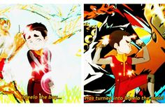 Legend of Korra: meelo the boy to meelo the man