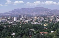 Addis Ababa, Ethiopia. Been there and I WILL be going back.