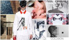 Fall Winter 2015/2016  Fashion Trends Collage art techniques