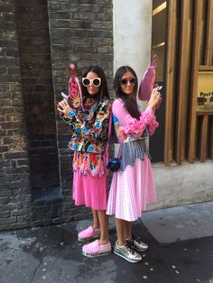 How Two Live — Locked and Loaded for LFW