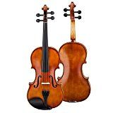 Review for Mugig Violin 4/4 Full Size, Solid Wood Violin Kit with Case, String and Rosin, E... - Amanda Bennett  - Blog Booster
