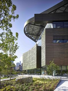 Gallery of Bloomberg Center / Morphosis Architects - 8