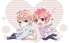 Anime diabolik lovers shu and ayato #^#