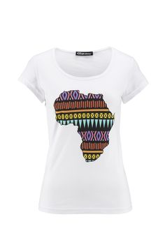 Cotton Made in Africa Fashion Contest  Designer Africa T-Shirt Available at OTTO