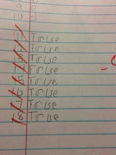 25 Hilariously wrong homework answers from kids: Homework gone wrong