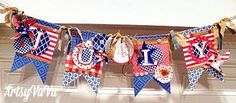 Need some 4th of July or Summer inspiration? . The Make it Pretty party has some wonderful features to fuel your creativity http://www.thededicatedhouse.com/2014/06/make-it-pretty-monday-week-104.html Photo Credit: Artsy VaVa