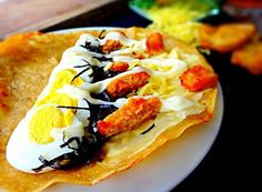 Have you tried our Seaweed Chix Crepes? Filled with tasty Mozzarella Cheese, Juicy Chicken Nuggets and topped with Egg, Seaweed and Mayonnaise, try them out on this lovely Sunday!