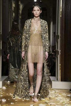 Valentino Fashion Show Couture Collection Spring Summer 2016 in Paris