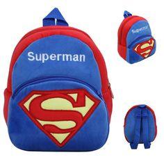 High Quality Children School Bag Plush Cartoon Toy Baby Backpack Boy Gril School Bags Gift For Kids Backpacks mochila escolar