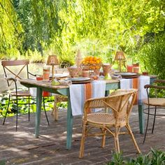 Move the fun outdoors! These tips and tricks will turn your summer get-together into the event of th