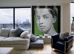 Impressive Custom Mosaic Portraits by Sicis.