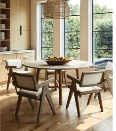 Neutral, California Cool, Step Inside, Architectural Digest, Design Firms, Interior Design Inspiration, Dining Chairs, Dining Rooms, Dinning Table