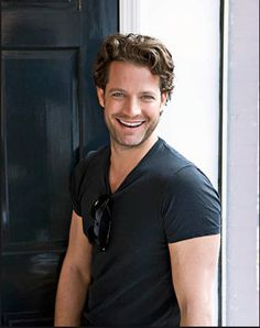 Nate Berkus, we could make a beautiful home together.