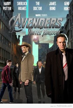 avengers funny | The Avengers - United Kingdom Edition - Funny, Movies and Television ...