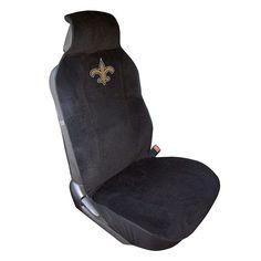 New Orleans Saints Car Seat Cover, Multicolor