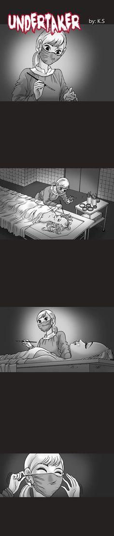Silent Horror :: Undertaker   Tapas - image 1
