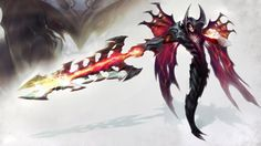 Angry Aatrox - League of Legends