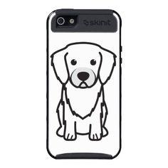 Tibetan Spaniel Dog Cartoon iPhone 5 Case