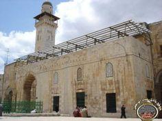 مخطط لتحويل مدرسة في الأقصى لكنيس يهودي