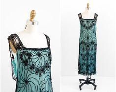 r e s e r v e d  vintage 1920s dress / 20s dress by RococoVintage, $724.00