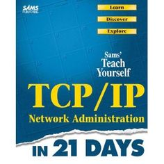 Teach Yourself TCP/IP Network Administration (Paperback)  http://flavoredwaterrecipes.com/amazonimage.php?p=0672312506  0672312506