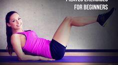 Pilates exercises for beginners
