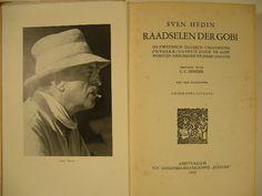 Sven Hedin, Raadselen der Gobi